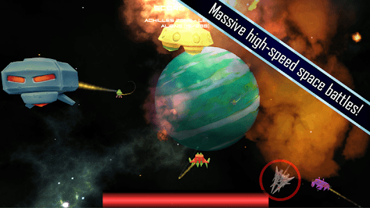 Alien Annihilator Space Battle screenshot 0