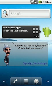 Seu Madruga Widget screenshot 6