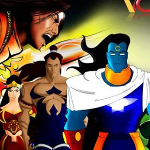 Comics design India screenshot 0