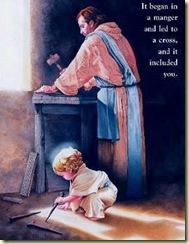 jesus carpenter cross