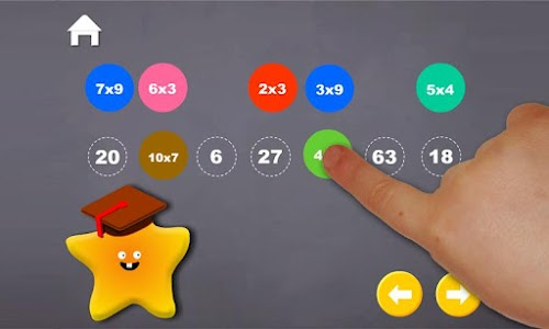 Multiplication ! screenshot 3