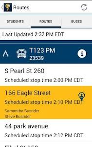 Durham Bus Tracker screenshot 1