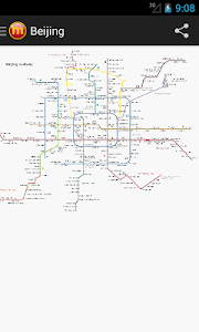 MetroMaps China screenshot 1