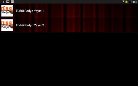 Türkü Radyo Resmi Uygulama screenshot 3