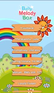 Baby Melody Box [Free] screenshot 5