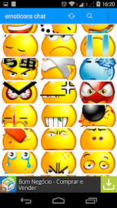 emoticons chat screenshot 2