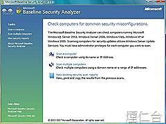Microsoft Baseline Security Analyzer 2