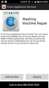 Home Appliances Service Repair APK