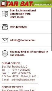 StarSat International screenshot 6