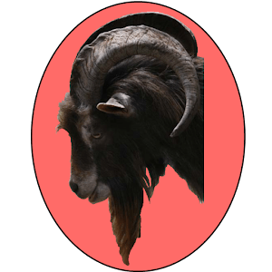 Glock - Free Widget Goat Clock