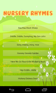 Nursery Rhyme Time Songs screenshot 6