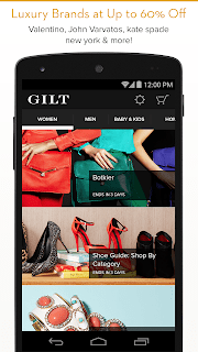 Gilt - Shop Designer Sales screenshot 00