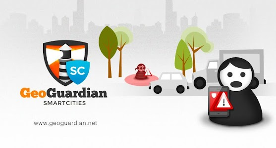 GeoGuardian Smartcities screenshot 1