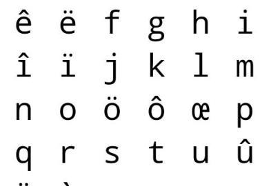 How To Write The English Alphabet A To Z