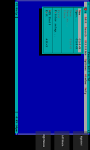 JPC x86 (DOS) screenshot 1