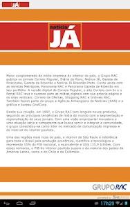 Notícia Já Campinas screenshot 4