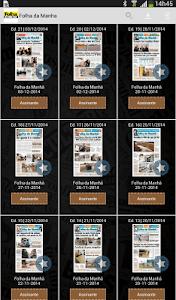 Folha da Manhã screenshot 3