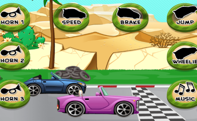 Car Game For Toddlers Kids Apps On Google Play