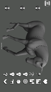 Horse Pose Tool 3D screenshot 1