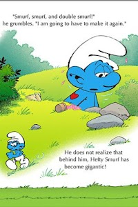 The Smurfs - The Giant Smurf screenshot 2