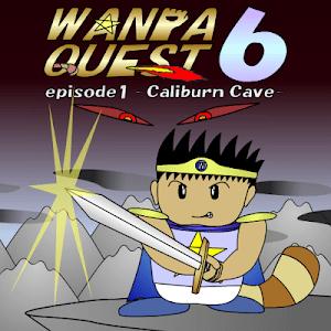 WANPA QUEST6 ep1 RPGEscapeGame screenshot 0