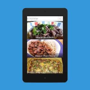 Mexican Recipes Free screenshot 2