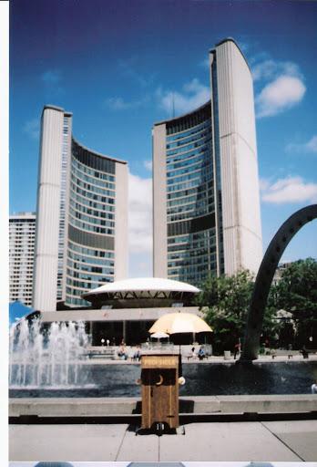 Queen's Park, Toronto, Canada