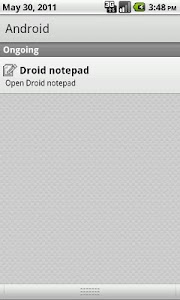 Droid notepad (Ad-Free) screenshot 4