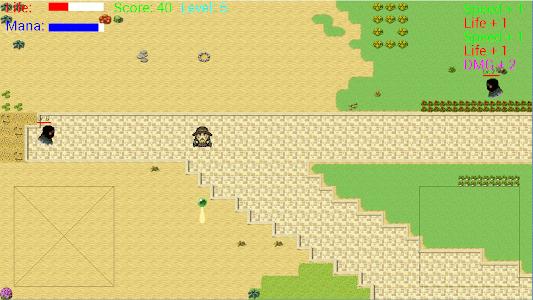 Rage Mage screenshot 0