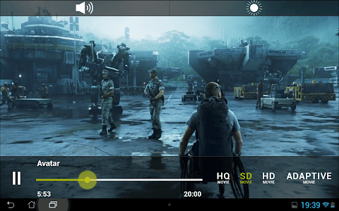 Video streaming DEMO screenshot 6