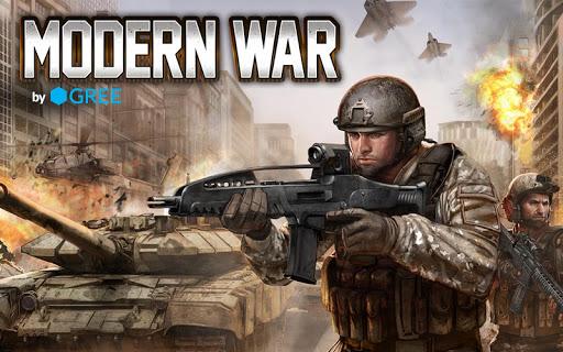 Modern War by GREE screenshot 16
