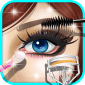 Eyes Makeup Salon - kids games