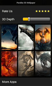 Dragon Premium Live Wallpaper screenshot 2