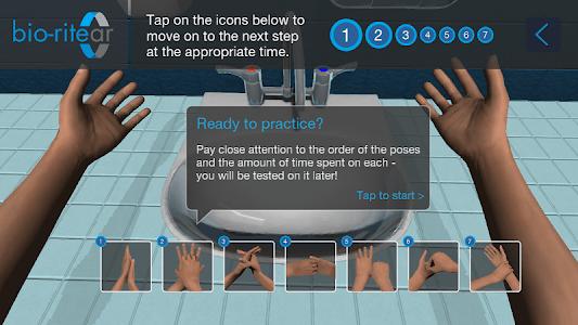 Hand Hygiene Training screenshot 11