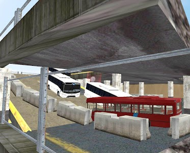 Bus Parking 3D Driver screenshot 8