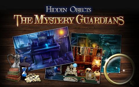 Hidden Object Mystery Guardian screenshot 4