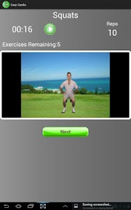 Easy Cardio screenshot 6