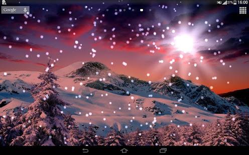 Windows Rotating Wallpaper Fall Snowfalling Live Wallpaper Apps On Google Play