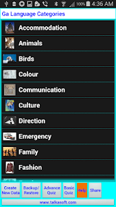 Learn to speak Ga language screenshot 2