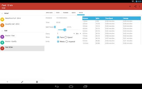 Pace Converter screenshot 3