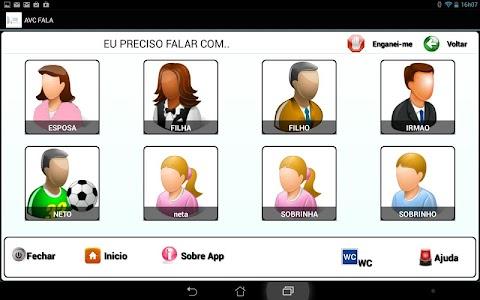 Dar Voz ao AVC  Free(MulherPt) screenshot 2
