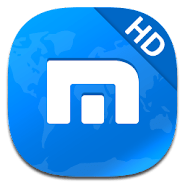 Maxthon Browser for Tablet APK icon