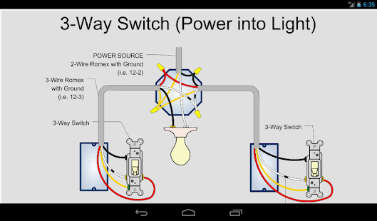 electrical household wiring diagrams 2005 honda pilot fuse box diagram electric toolkit - home android apps on google play
