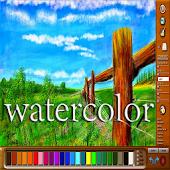 Realistic watercolor Easy