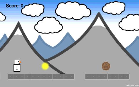 Snowman Runner screenshot 11