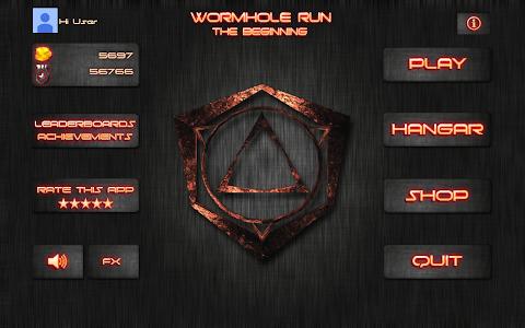 WormHole Run screenshot 7