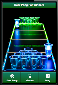 Beer Pong For Winners screenshot 2