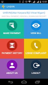 UHBVN Electricity Bill Payment screenshot 2