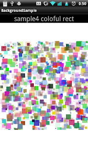 BackgroundDraw ~sample~ screenshot 3