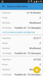 Twin Cities Metro Transit screenshot 4